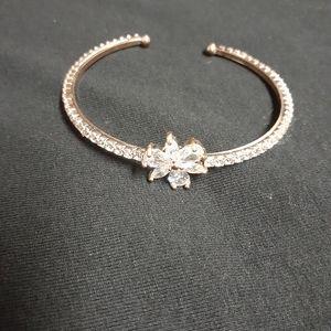 Rosegold diamond bracelet